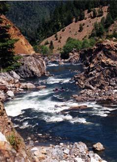 Cal-Salmon River Rafting