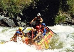 Upper Klamath River Full Day Whitewater Rafting Trip