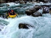 California Salmon Whitewater Rafting Adventure